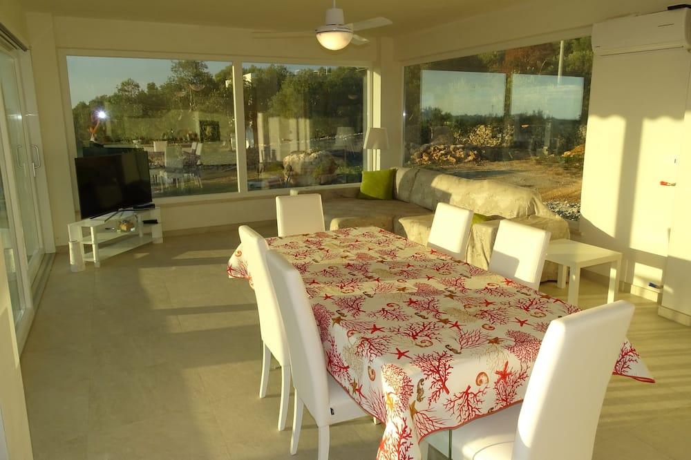 公寓 (100 m2) - 客廳