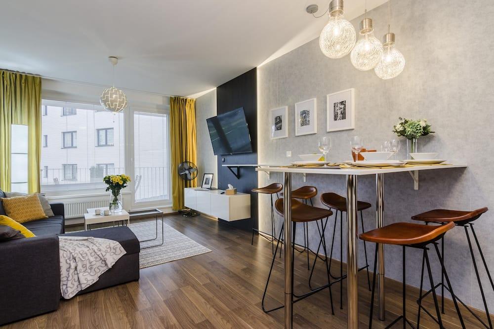 Apartamento - Sala de Estar