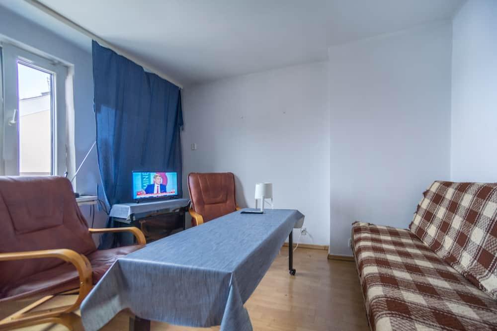Studio Suite trung tâm thành phố - Phòng khách