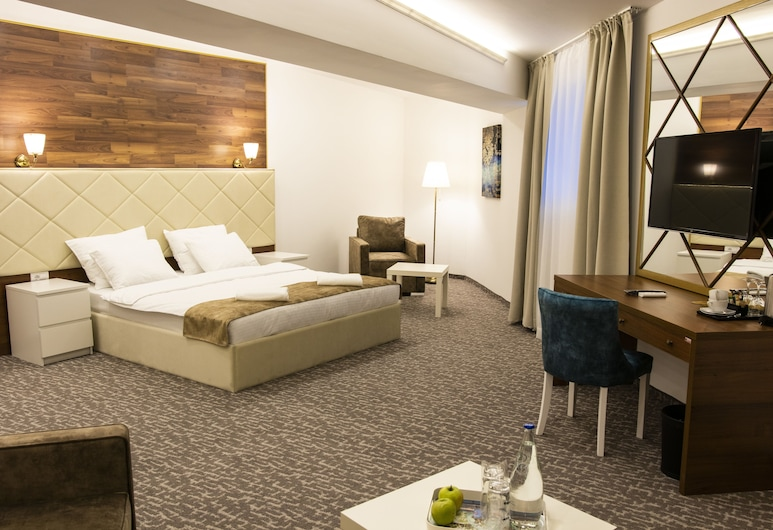 Luxury Rooms Velika Skadarlija, Belgrad, Standard-Doppel- oder -Zweibettzimmer, Zimmer