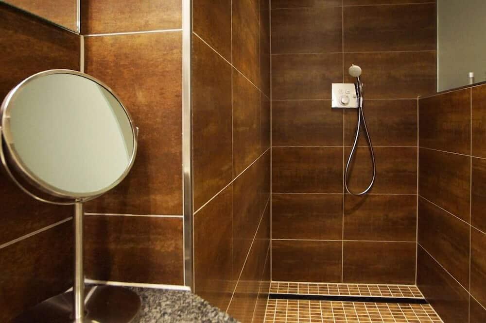Suite junior, bañera de hidromasaje - Baño
