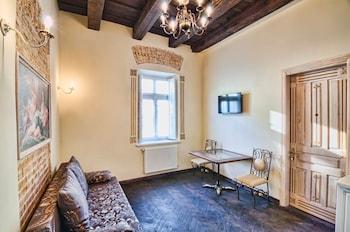 ภาพ Apartment Valovaya 21b ใน Lviv