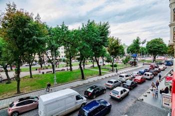 ภาพ Apartment Svobody 6-8a ใน Lviv