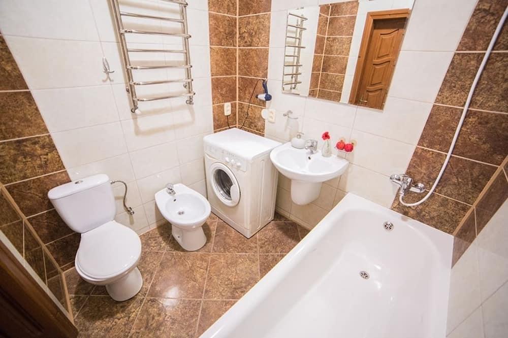 Apartment, Nichtraucher - Badezimmer