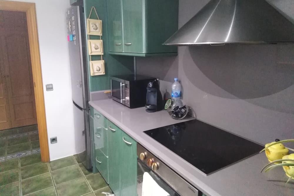 Zweibettzimmer - Gemeinschaftsküche