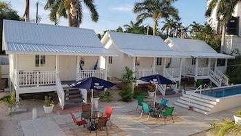 貝里斯市港景小屋飯店的相片