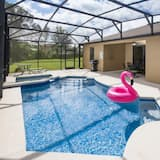 Ev, 5 Yatak Odası - Açık Yüzme Havuzu