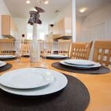 Casa de ciudad, 3 habitaciones - Servicio de comidas en la habitación