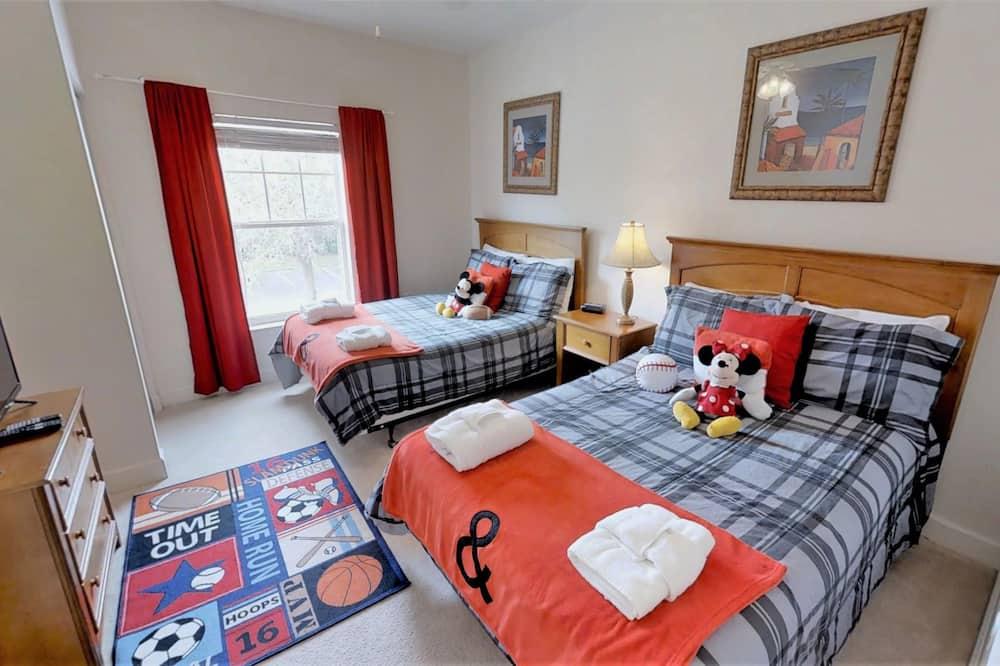Casa adosada, 3 habitaciones - Habitación infantil