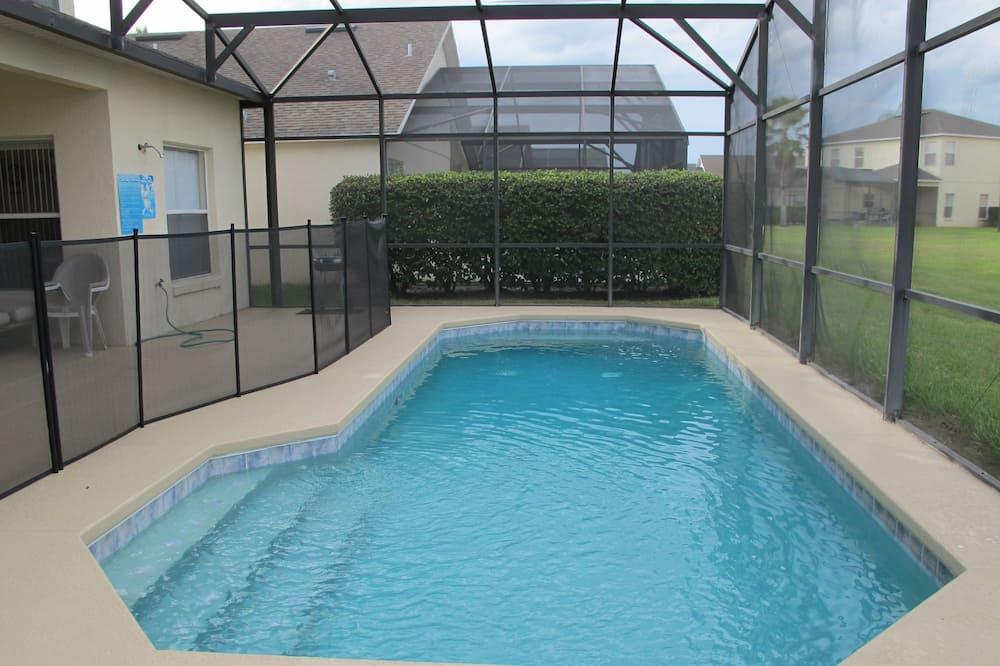 บ้านพัก, 5 ห้องนอน - สระว่ายน้ำในร่ม