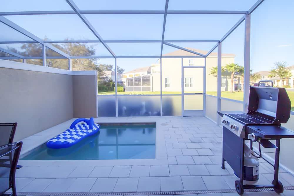 聯排別墅, 3 間臥室 - 室內泳池