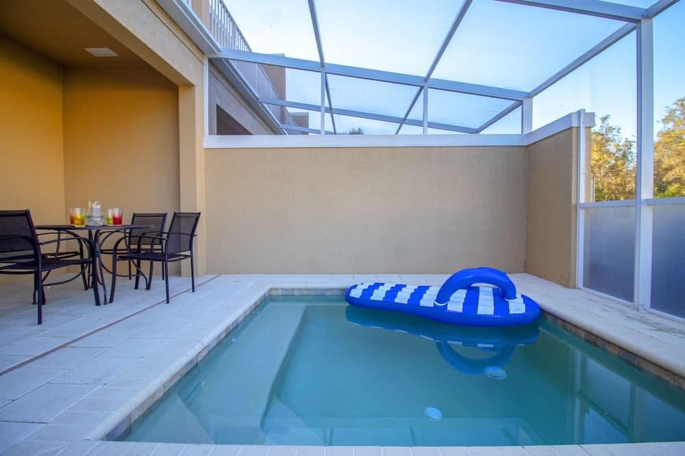 聯排別墅, 3 間臥室 - 室外泳池