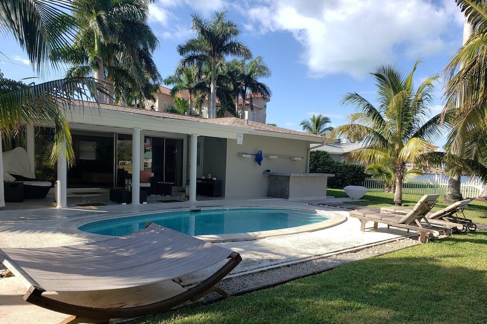 House, 3 Bedrooms - Outdoor Pool