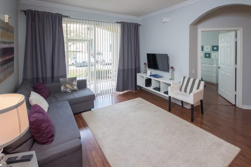 Condo, 3 Bedrooms - Living Area