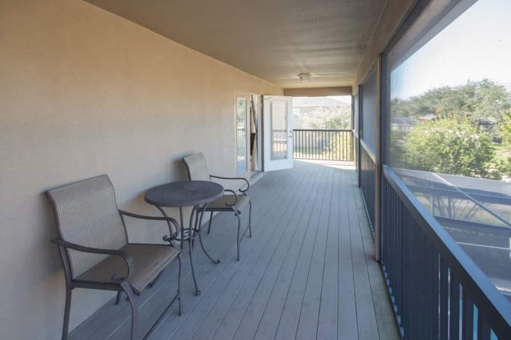 獨棟房屋, 5 間臥室 - 陽台