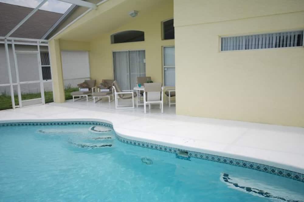 Kuća, 4 spavaće sobe - Vanjski bazen
