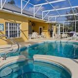 Casa, 4 habitaciones - Bañera de hidromasaje al aire libre