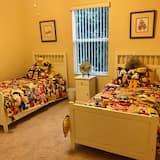 Rindu māja, trīs guļamistabas - Bērnu numurs