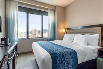 A(z) Comfort Inn Prospect Park-Brooklyn hotel fényképe itt: Brooklyn