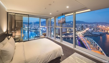 A(z) Lavalse Hotel hotel fényképe itt: Busan