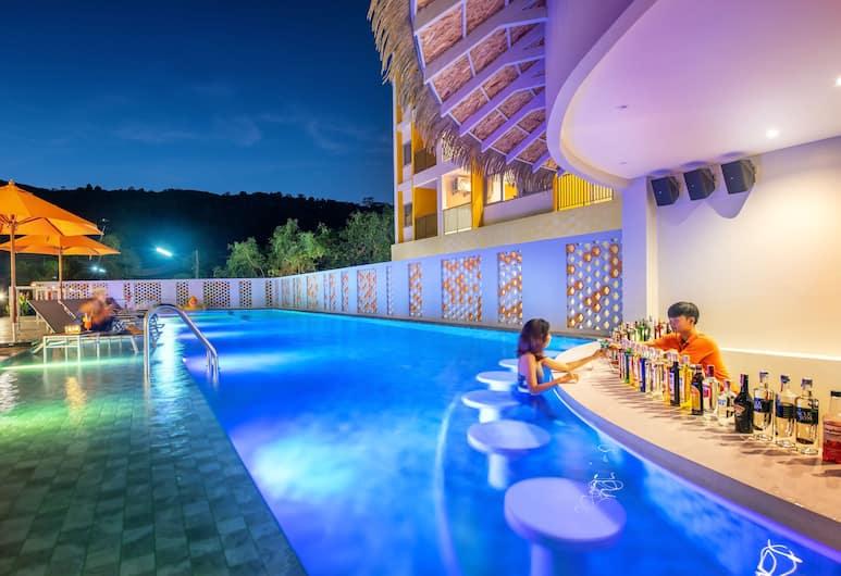 Beehive Boutique Hotel Phuket , Wichit, Piscine en plein air