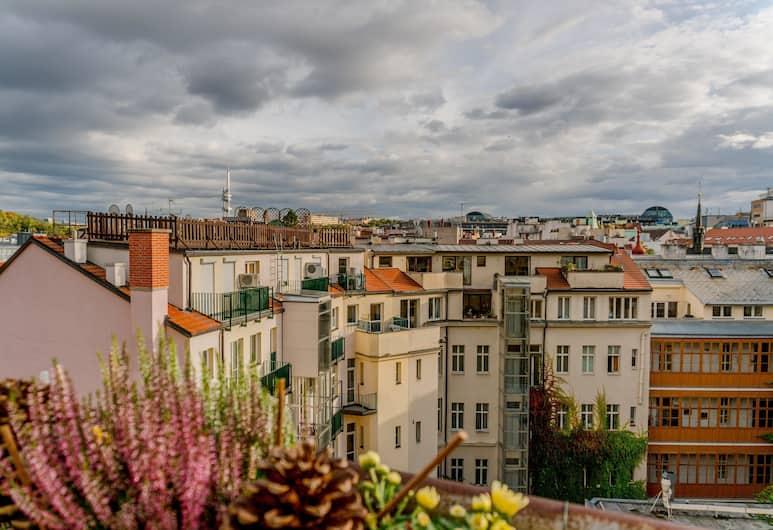 Prague 1 Sunny Apartment, Praga, Vista aerea