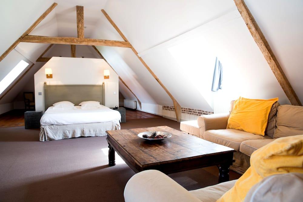 Suite, 1 Tempat Tidur Double, non-smoking - Foto Unggulan