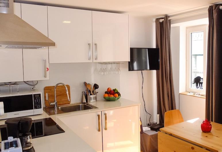 Traditional Lisbon Madragoa Studio, Lissabon, Huoneisto, 1 makuuhuone, Huone