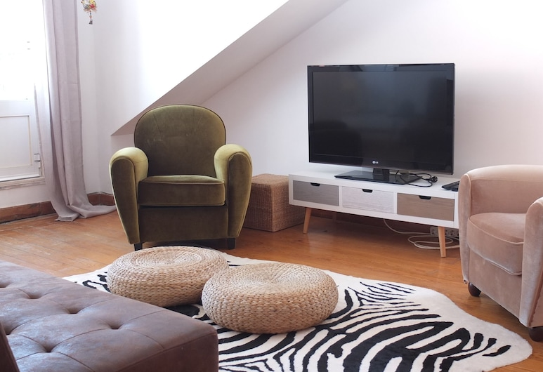 Quiet and Sunny central Lisbon apartment, Lissabon