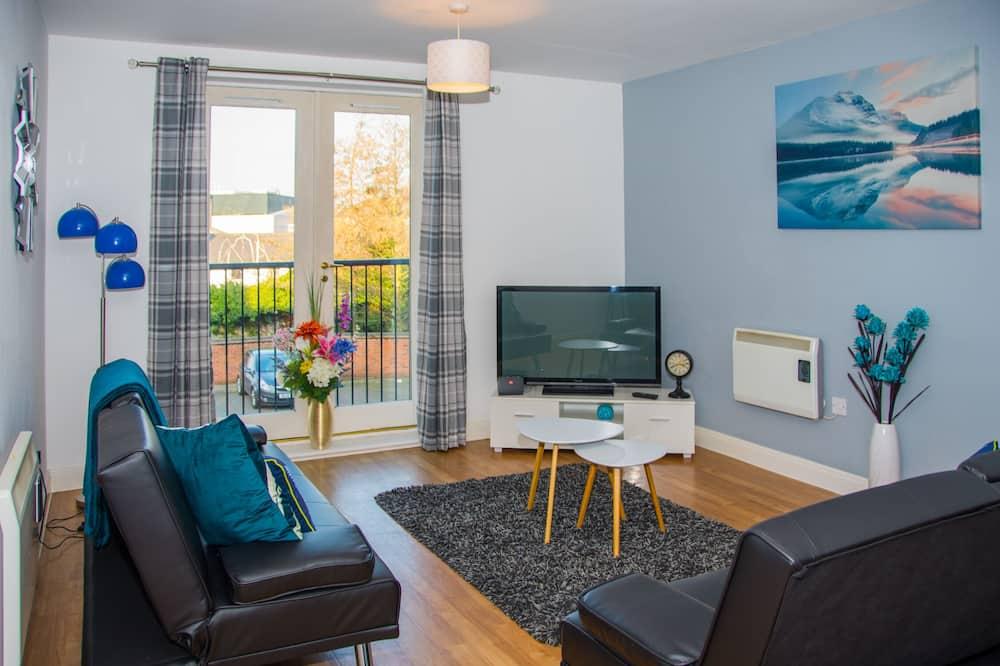 Exclusive Apartment, Ensuite (Spacious) - Lounge