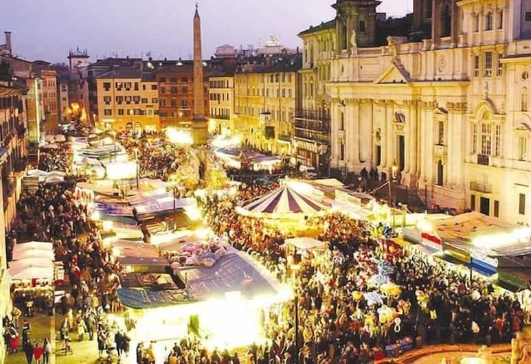 Piazza Venezia Grand Suite, Rim, Eksterijer