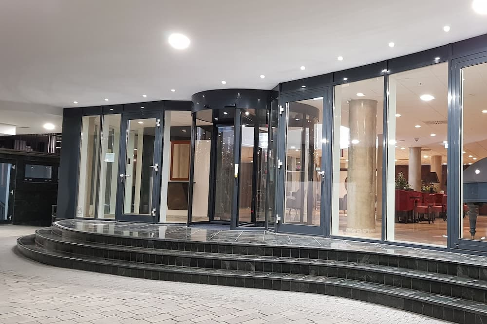 Wejście wewnętrzne
