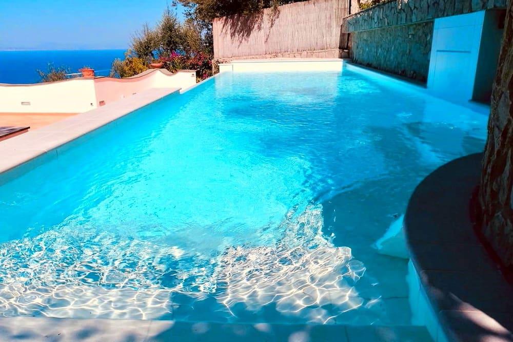 Kolam Renang Luar Ruangan