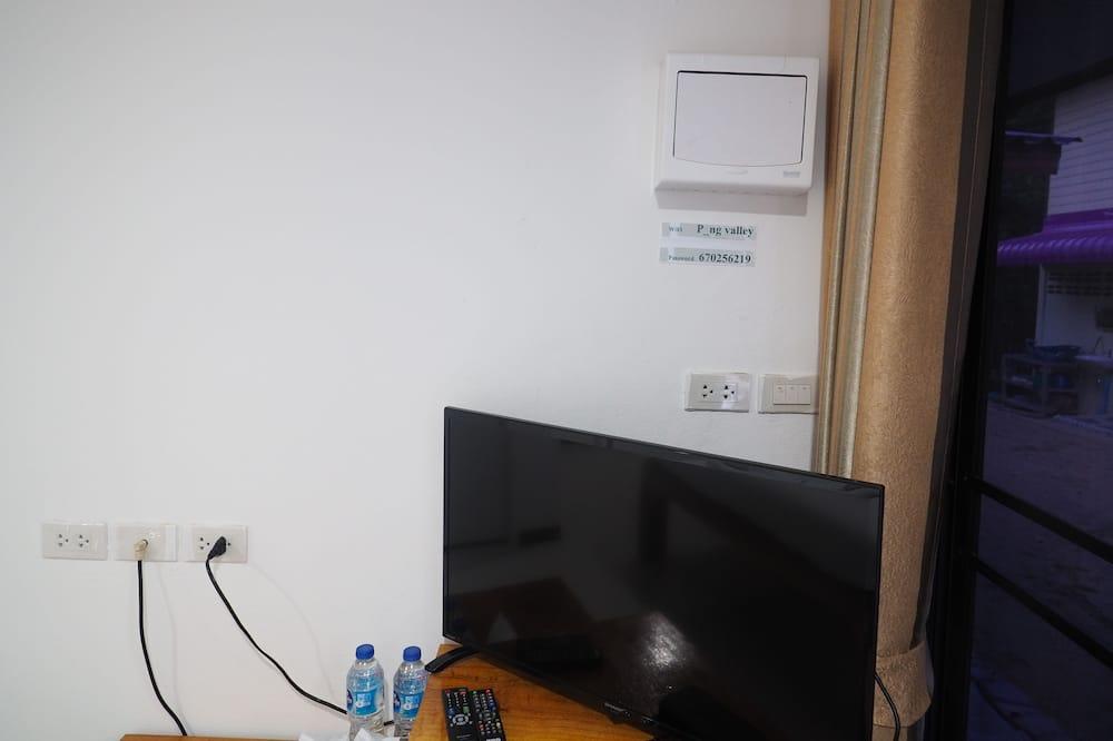 Standard Room with Fan  - TV