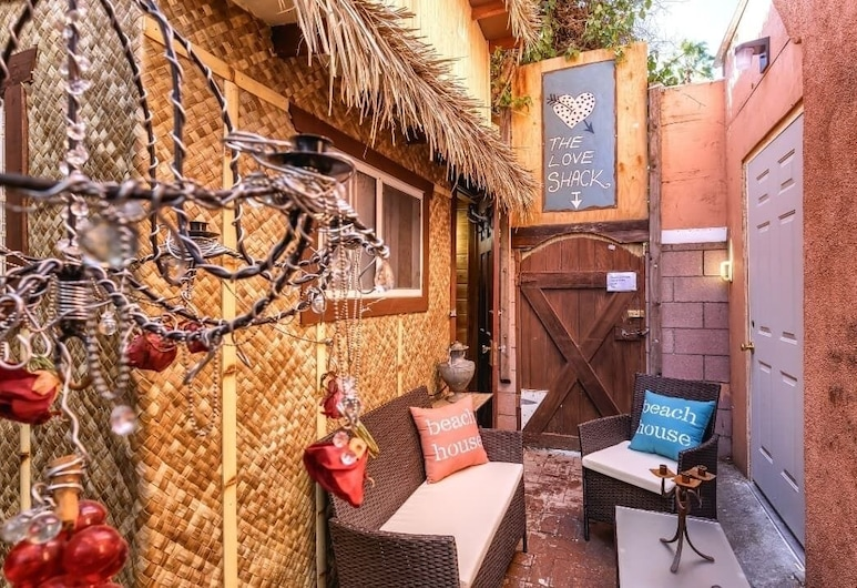 Tiki Hut Love Shack Venice Beach - Studio Br Apts, Venice