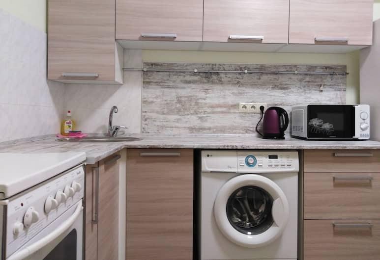 Apartlux Zatsepa, Moskva, Poslovni studio apartman, Privatna čajna kuhinja