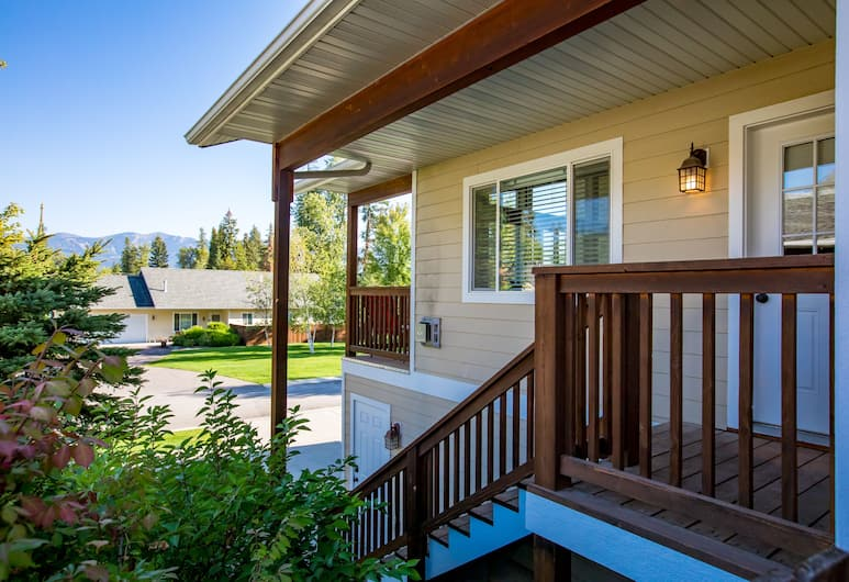 Red Fox Hollow 3 Bedroom Townhouse, Whitefish, Townhome, 3 Bedrooms, Balcony