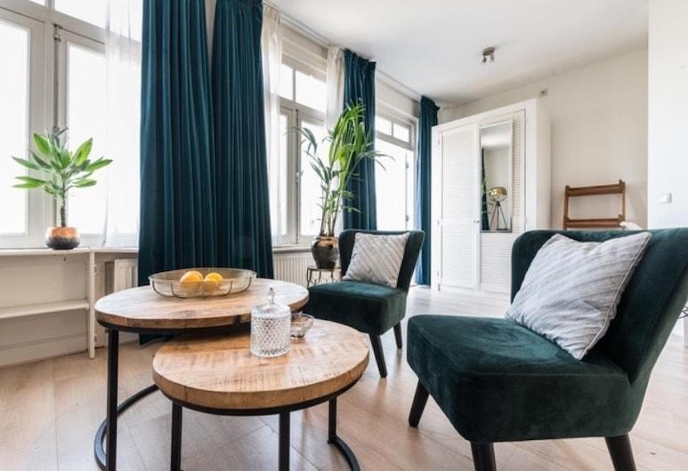 Boutique Canal House Suites, Amsterdam, Comfort Room, Bilik Tamu