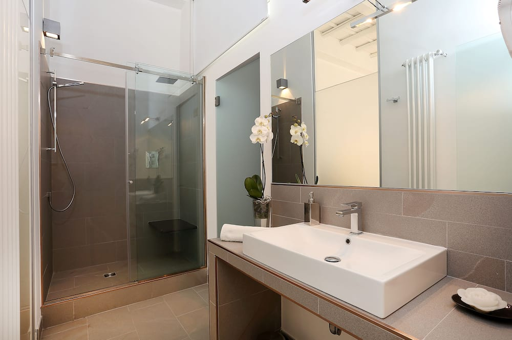 普通套房, 庭園景 - 浴室淋浴間