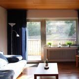 アパートメント (Hesborn 5; incl. 60 EUR cleaning fee) - リビング ルーム