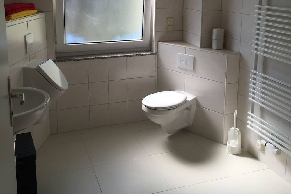 豪華客房, 露台 - 浴室淋浴間