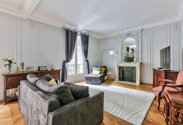 Appartement familial à Montmartre, Paryż