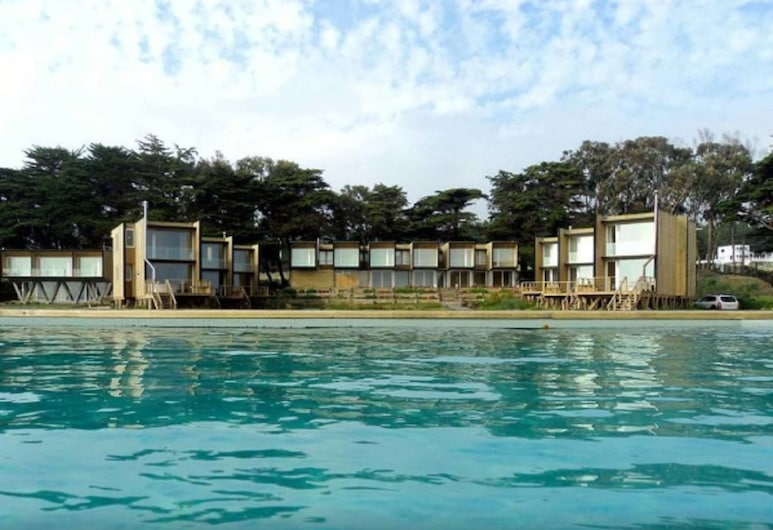 Lodge del Mar, Pichilemu, Piscina Exterior
