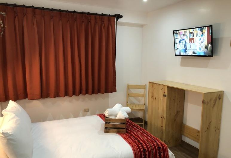 Eco Machupicchu Hostel, Machu Picchu, Klassieke tweepersoonskamer, 1 tweepersoonsbed, niet-roken, Kamer