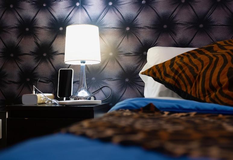 La Reina de Gran Via, Madryt, Apartament, 1 sypialnia (El Rey Leon Show), Pokój