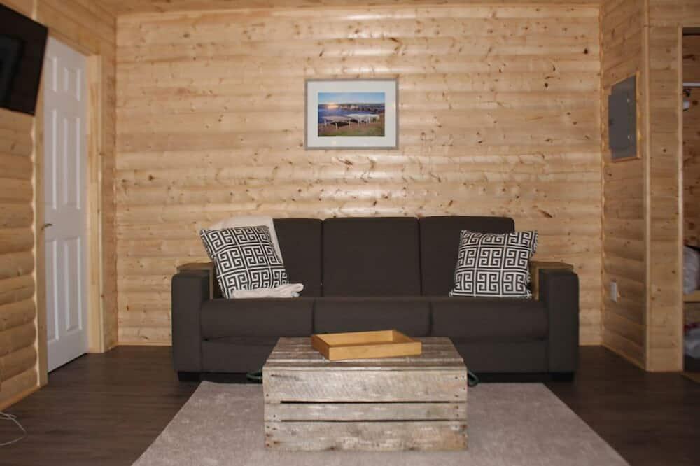 Habitación Club - Sala de estar