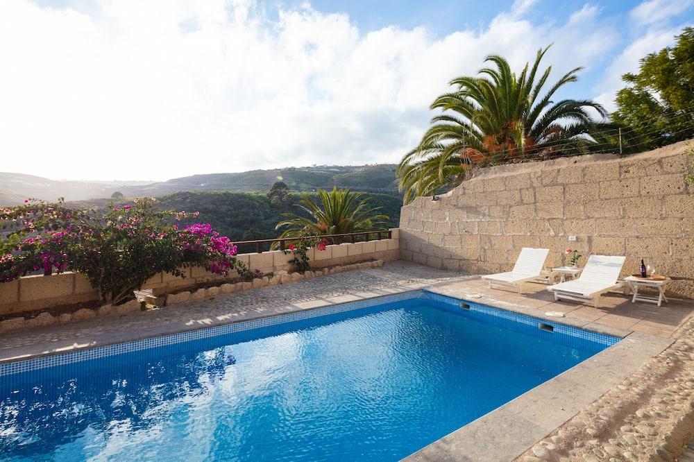 傳統別墅, 2 間臥室, 私人泳池, 山景 - 私人游泳池