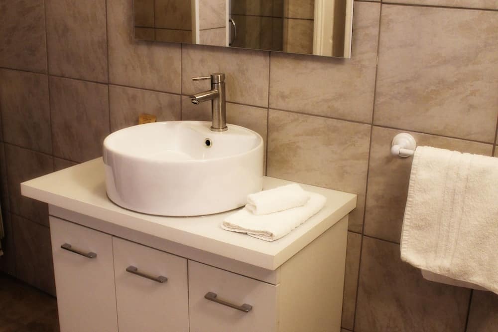 Quadruple Room, Ensuite (External) - Bathroom