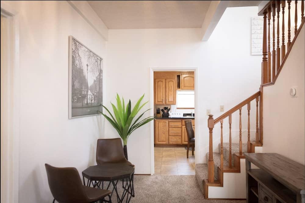 Deluxe ház, nemdohányzó - Nappali rész