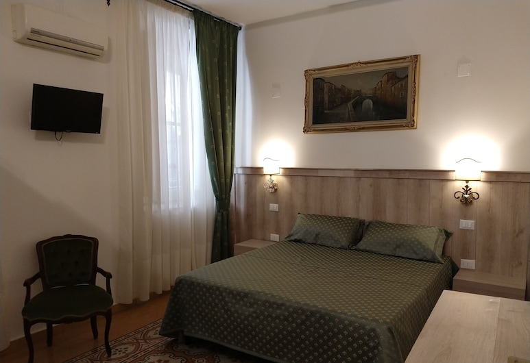 Dimora Principe Scordia, Palermo, Double or Twin Room, 1 Queen Bed, Guest Room